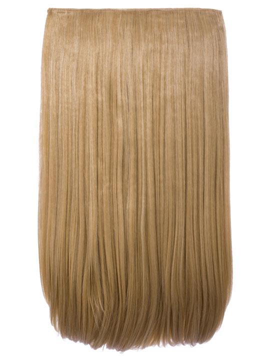 Lorna 1 Piece Straight Hair Extensions In Golden Blonde Koko