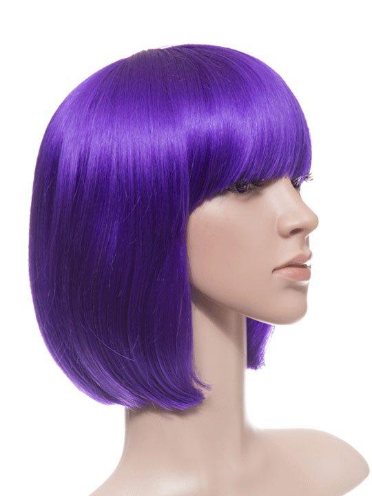 Violet Bob Party Wig