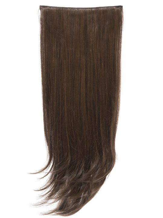 Envy 3 weft straight 22 24 hair extensions in dark brown and envy 3 weft straight 22 24 hair extensions in dark brown and caramel pmusecretfo Gallery