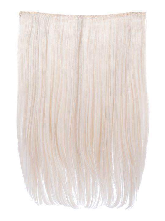 Dolce 1 Weft 18 Straight Hair Extensions In Bleach Blonde Koko