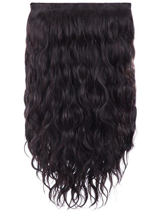 Kylie 3 weft beach wave 20 hair extensions in dark brown koko kylie 3 weft beach wave 20 hair extensions in dark brown pmusecretfo Choice Image