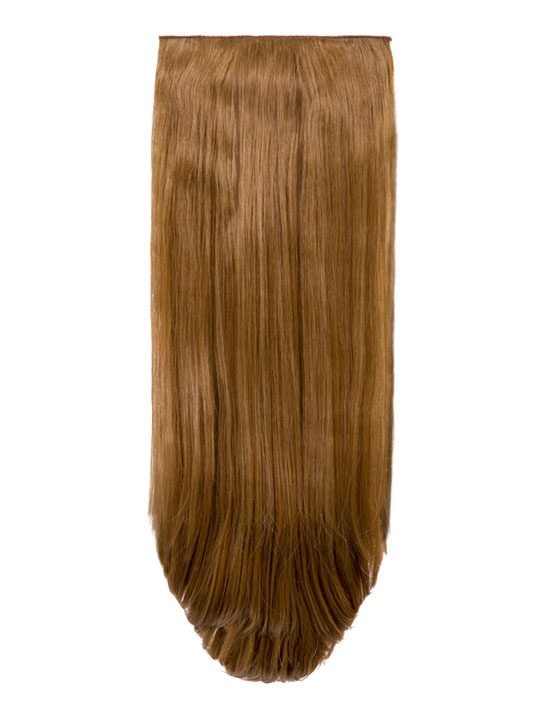 Abigail 8 Weft Straight Hair Extensions In Mixed Auburn Koko Couture