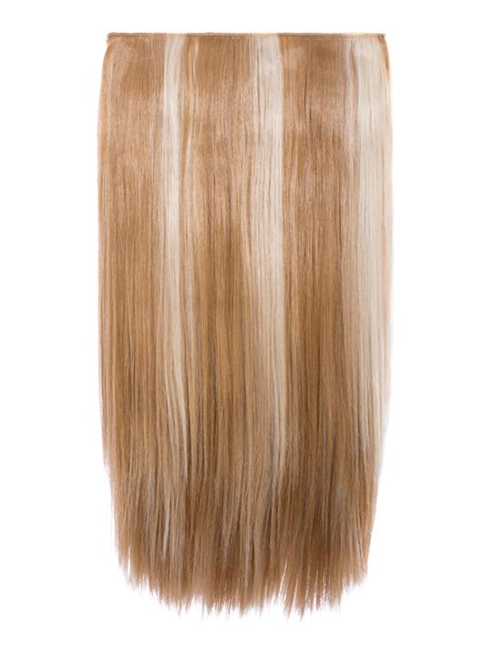 Lorna 1 Piece Straight Hair Extensions In Ash Blonde Koko