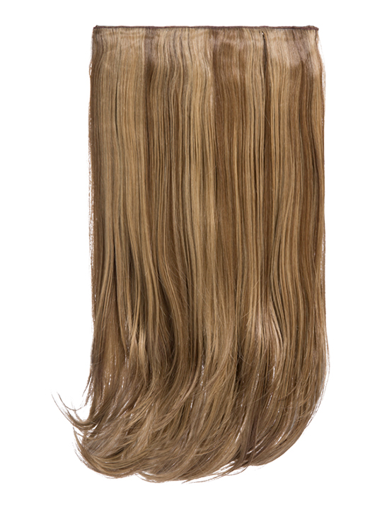 Lorna 1 Piece Straight Hair Extensions In Ash Blonde Koko
