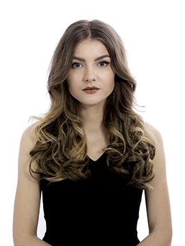 Rosie 1 Piece Set 16'' Curly Hair Extensions