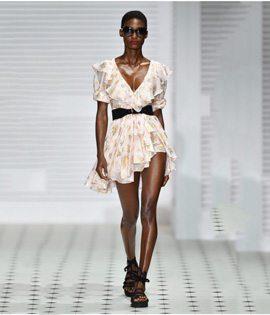 London Fashion Week SS18 – Favourite Runway Looks