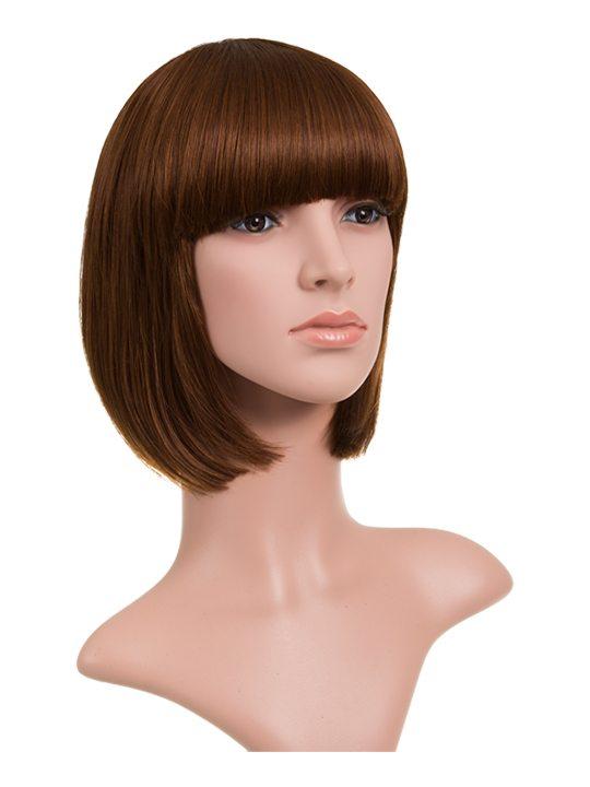 Auburn Classic Bob Full Head Wig