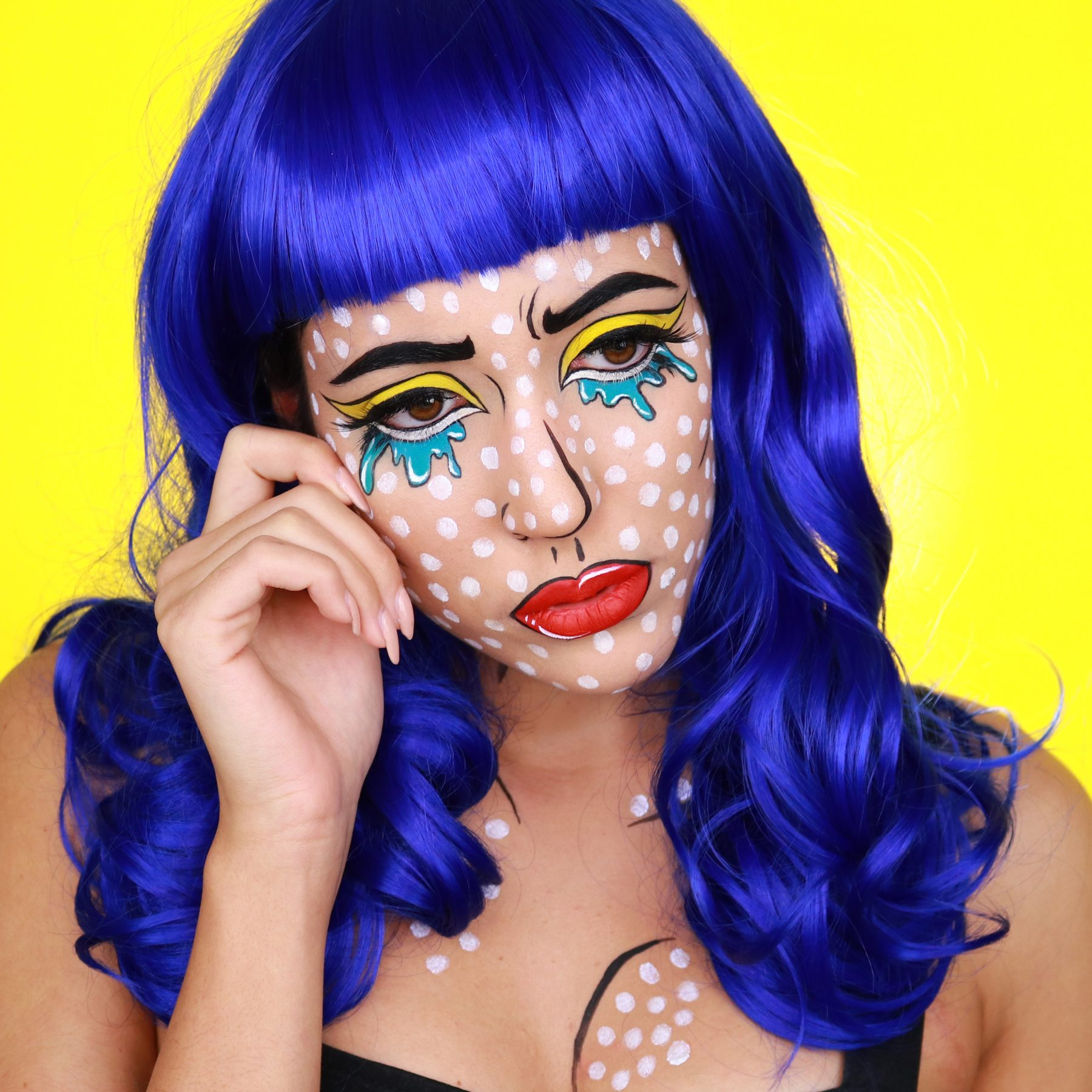 Womens Halloween Costumes Ideas  Wigs to Die for!  2ef0c4f5d