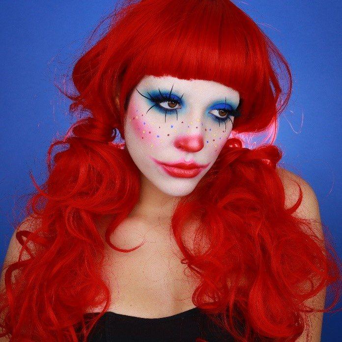 3d3c4c103cc2c0 Creepy Clown Womens Halloween Costume Ideas - KOKO COUTURE