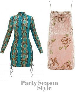 Party Season Style – Our Top Picks