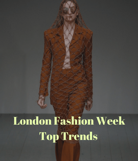 Top Picks: London Fashion Week 2018