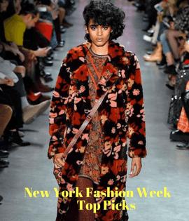 New York Fashion Week Main Image