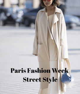 Paris Fashion Week – Slayin Street Style