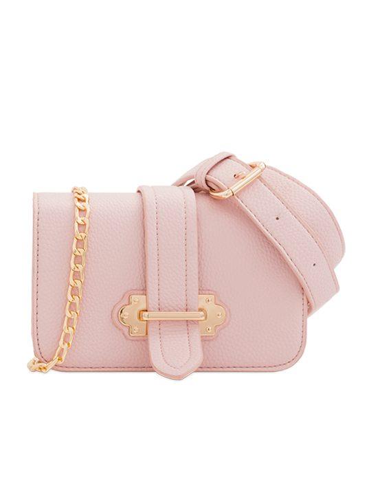 pink body bag