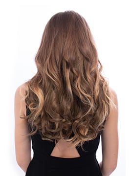 "Miranda 3 Weft 16"" - 18"" Curly Hair Extensions"