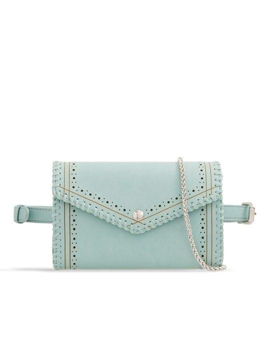Mint Envelope Convertible Bum Bag