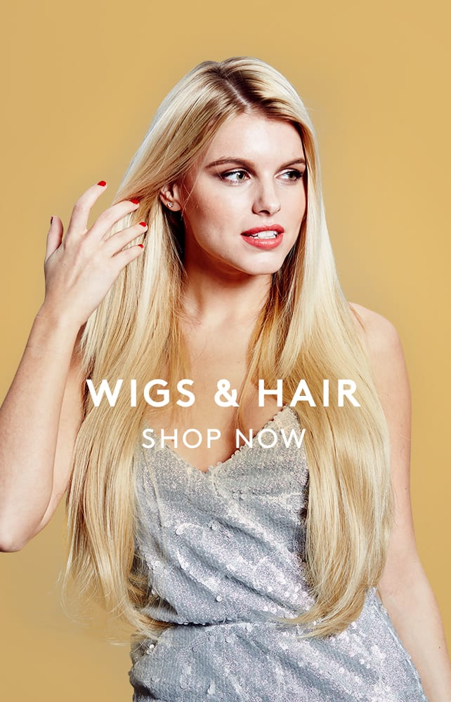 wigs and hair