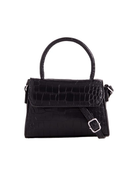 Black Mini Crossbody Bag