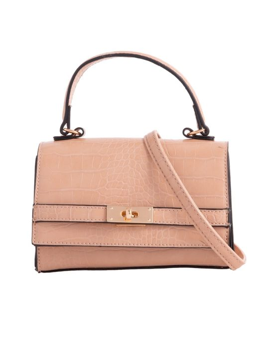 Camel Mini Shoulder Bag