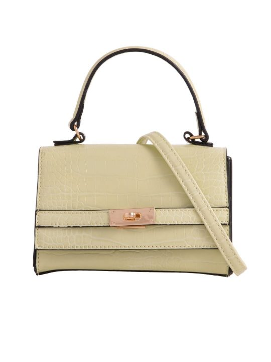 Light Green Mini Shoulder Bag
