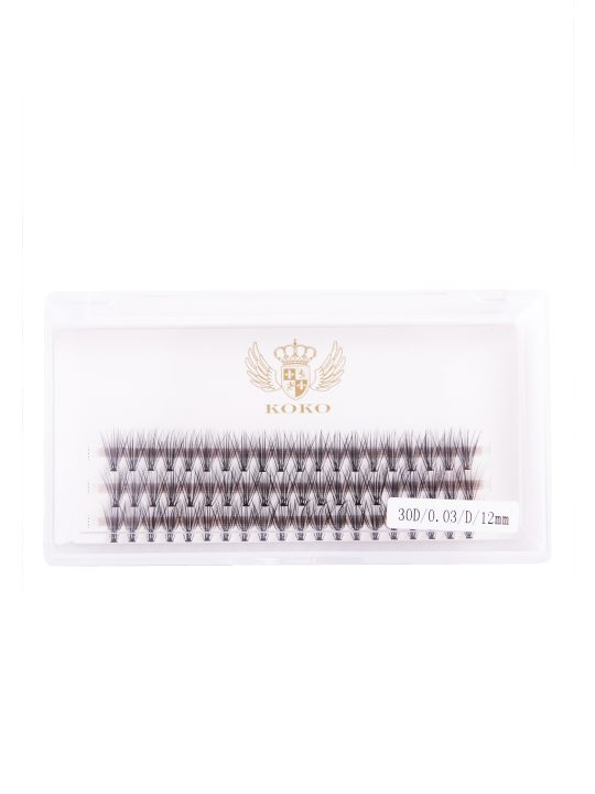 Russian 20D Volume Lashes