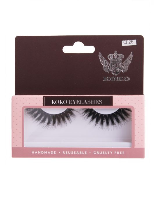 Intensifying Faux Mink Strip Lashes
