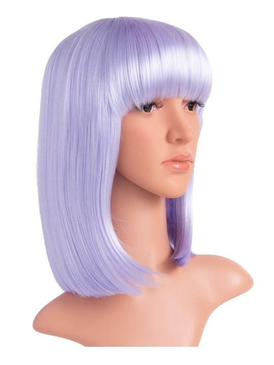 Lilac Long Bob Party Wig